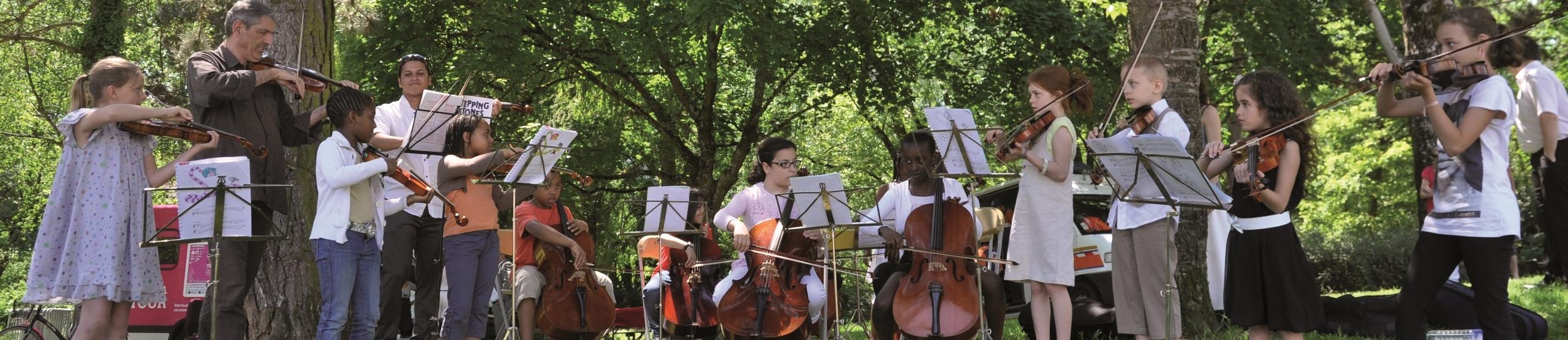 Rentrée Orchestre des Quartiers