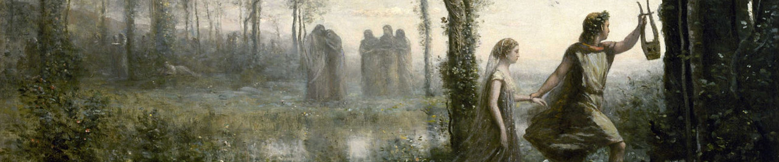 Orphée & Eurydice