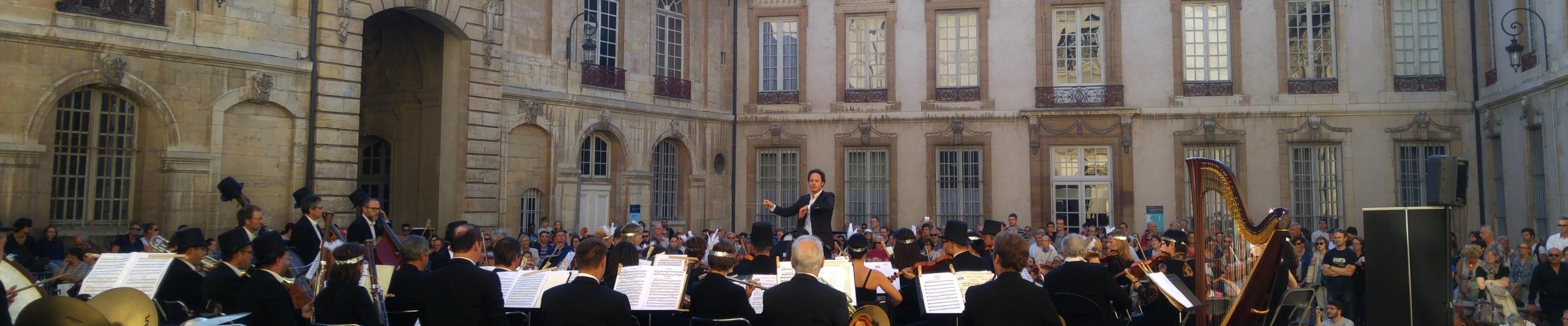 L'orchestre fait sa rentrée ! #2
