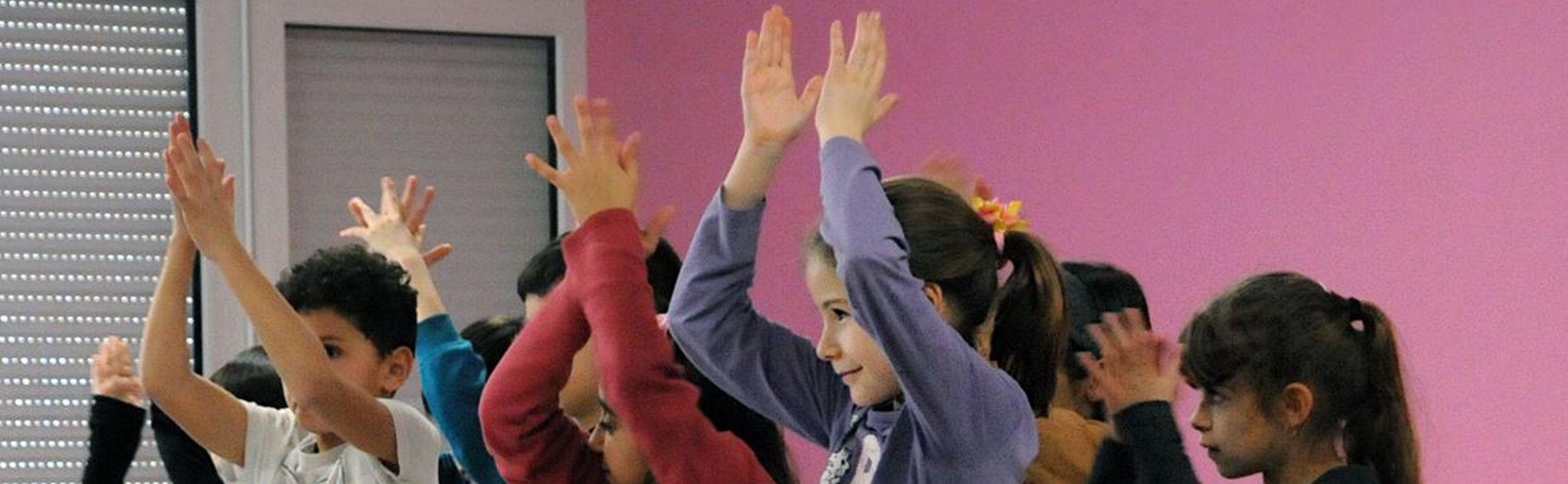 Action culturelle : des percussions dans mon école !