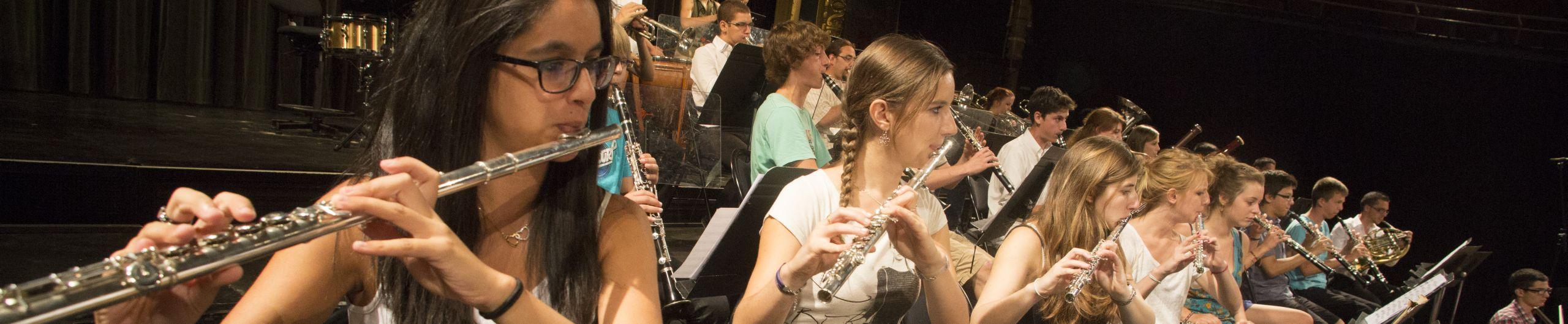 Académie d'orchestre : le Fantastique Orchestre des jeunes Bourgogne-Franche-Comté