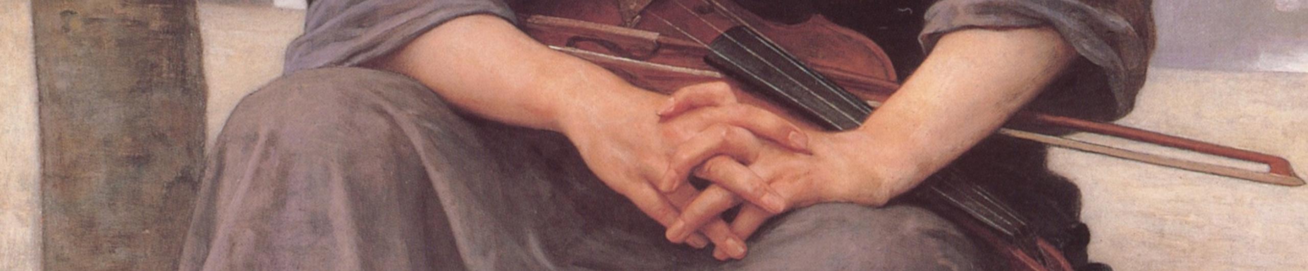 Du violon à la voix