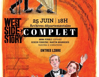 West side story - Orchestre Dijon Bourgogne